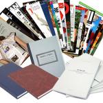 Печать журналов Печать книг Печать листовок Печать проспектов